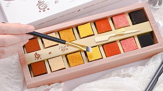 Kyo Roll En ร่วมกับ MarkRin และเชฟต้น ธิติฏฐ์ เปิดตัว Nama Chocolate รุ่น Limited Edition