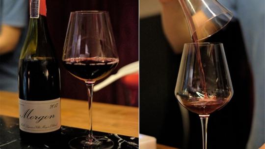 จิบ Organic Wine และ Vintage Wine  ที่ The Rose Natural Wine