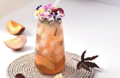 Blossom Peach Iced Tea
