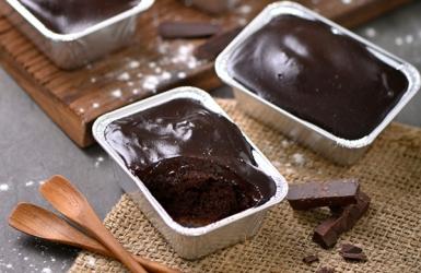 ช็อกโกแลตเค้กหน้านิ่ม หวานนุ่มชุ่มช็อกโกแลต