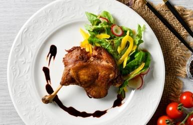 วิธีทำ ดั๊ก กงฟี (Duck Confit) เมนูทางเลือกของคนกินคีโต