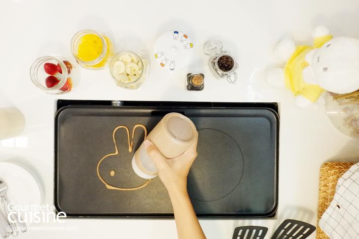 My D.I.Y. Pancake