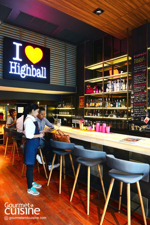 Highball Bangkok