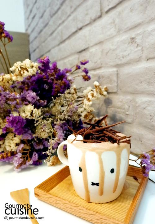 Miffy Signature Hot Chocolate