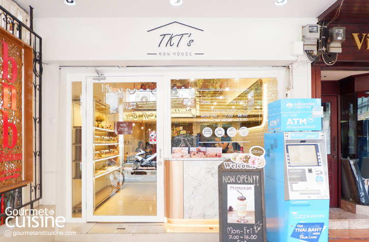 TKT's Row House