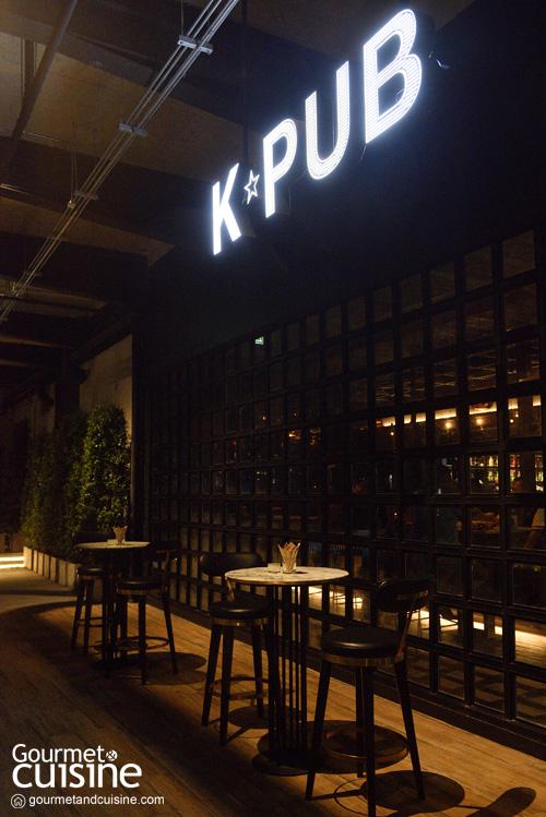 K-PUB ความสนุกครั้งใหม่สไตล์เกาหลี