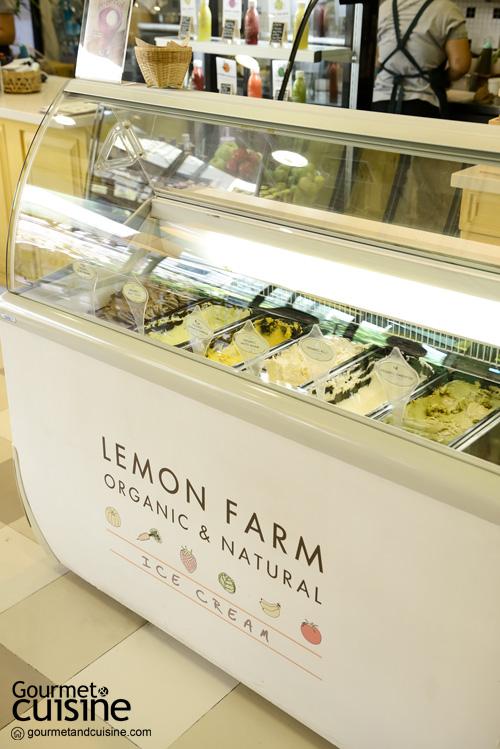 Be Organic by Lemon Farm
