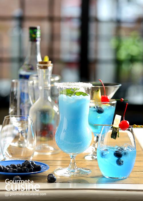 Blue Curacao Mix Fruits
