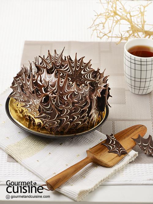 เค้กช็อกโกแลตหนามหนาม