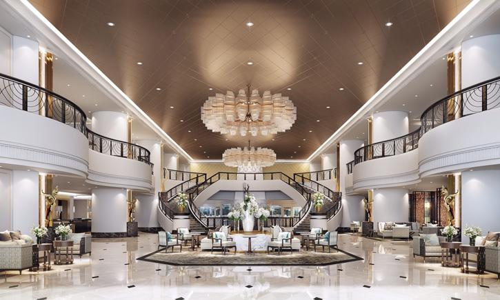 โรงแรม ดิ แอทธินี โฮเทล แบงค็อก, อะ ลักซ์ชูรี คอลเล็คชั่น โฮเทล