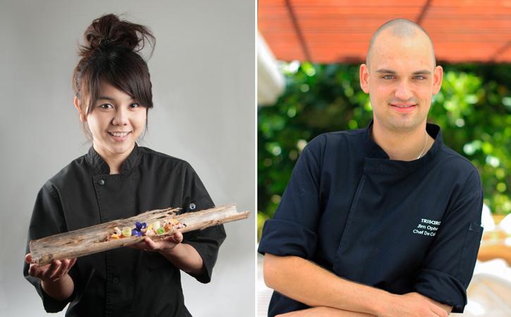 การแข่งขัน S.Pellegrino Young Chef 2018