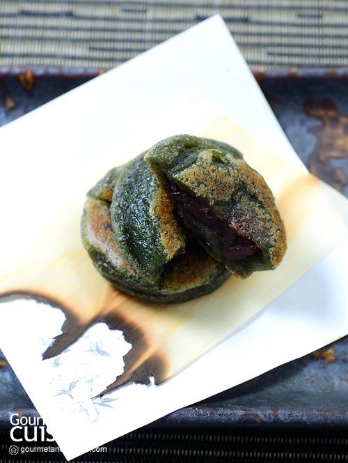 Yomogi oyaki