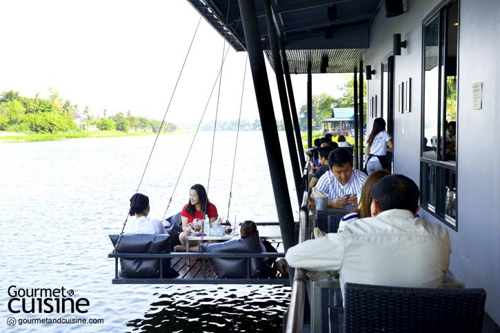 Riva Floating Café