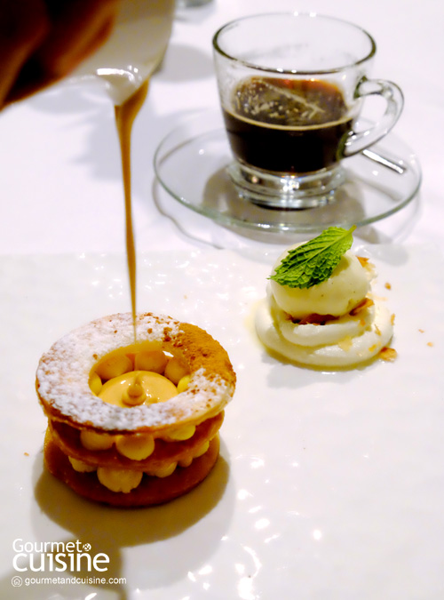 Portuguese egg tart '21st century'