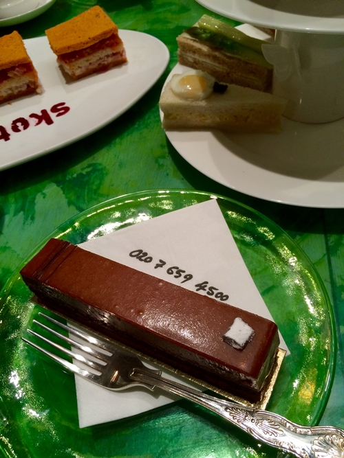 เค้ก Opera