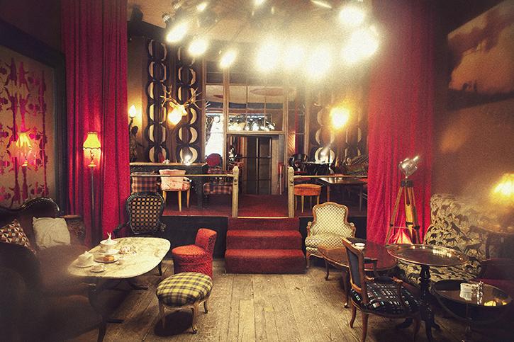 ห้อง The Parlour