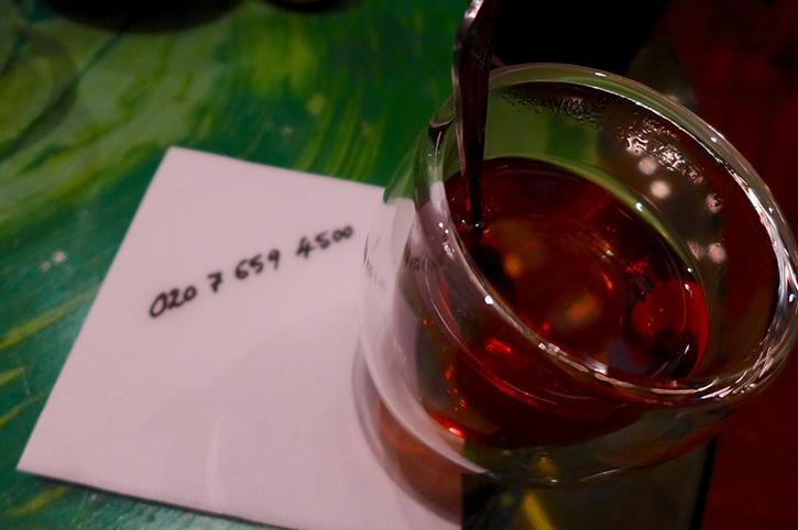 น้ำชาที่ sketch