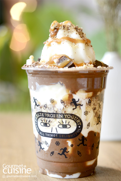 Banana Nutella Salted Caramel Parfait