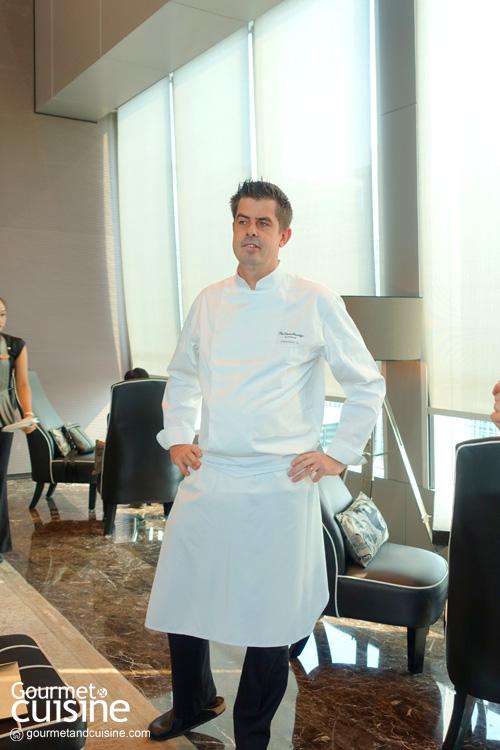 เชฟเซบาสเตียน ฮูแกแวร์ฟ (Chef Sebastiaan Hoogewerf)