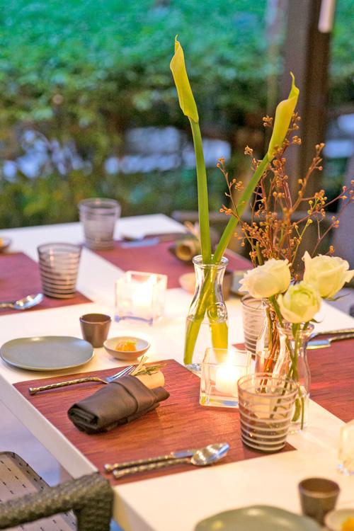 """Garden Dinner Party กับเมนู """"Asian"""" or """"Non-Asian"""""""