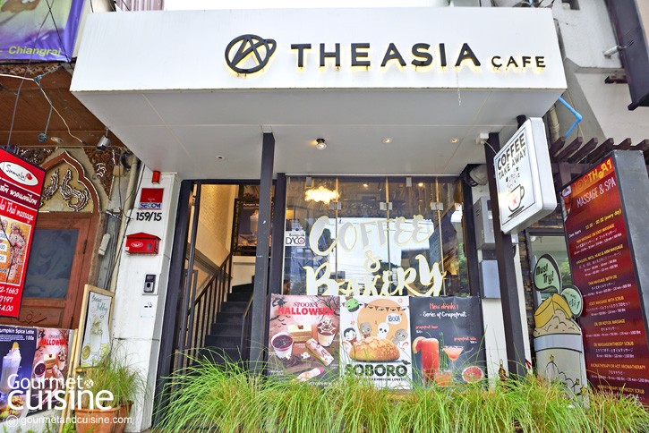 The Asia Cafe