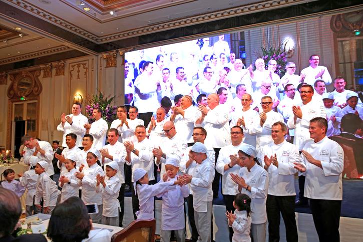 Bangkok Chefs Charity