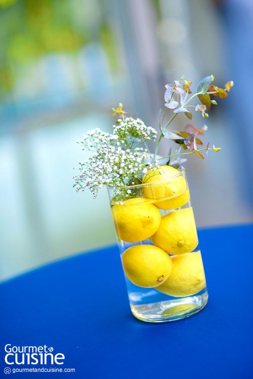 Lovely Lemon Party มีธีมปาร์ตี้เก๋ๆ จากผักหรือผลไม้