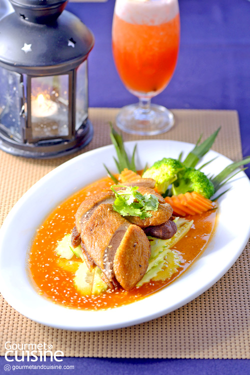 The Hilltop Thai Restaurant & Bar