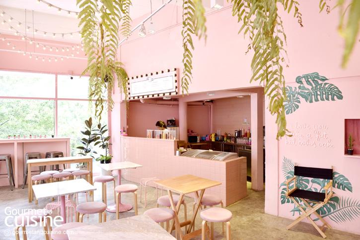 Pinkplanter X Bonca Café