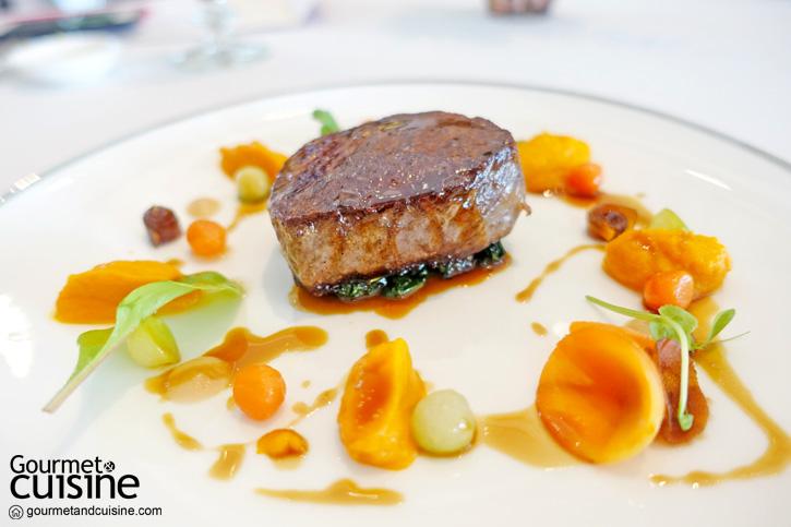 ห้องอาหารแฌม บายฌอง-มิเชล โลรองต์