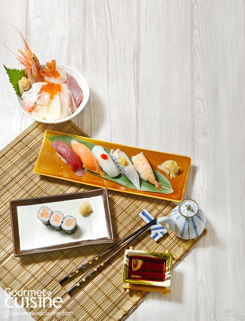 ชวนมาทำความรู้จัก...หลากหลายเมนูข้าวสไตล์ญี่ปุ่น