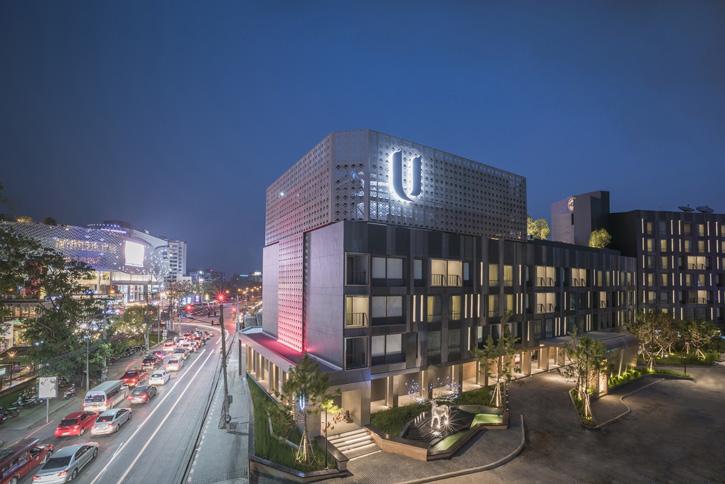 โรงแรม ยู