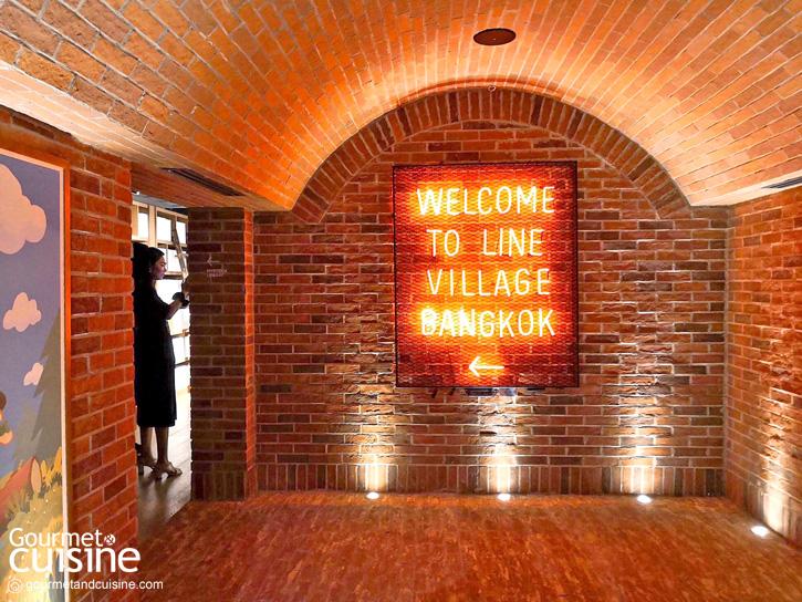 LINE Village Bangkok The Digital Adventure