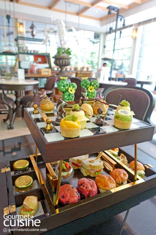 ดื่มชายามบ่ายกับ Royal Afternoon Tea