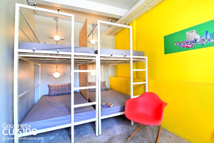 5  Hostel เก๋ๆ ในวันหยุดพักผ่อน