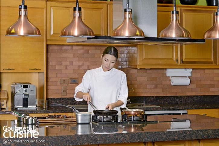 ร้าน The Table by Chef Pam