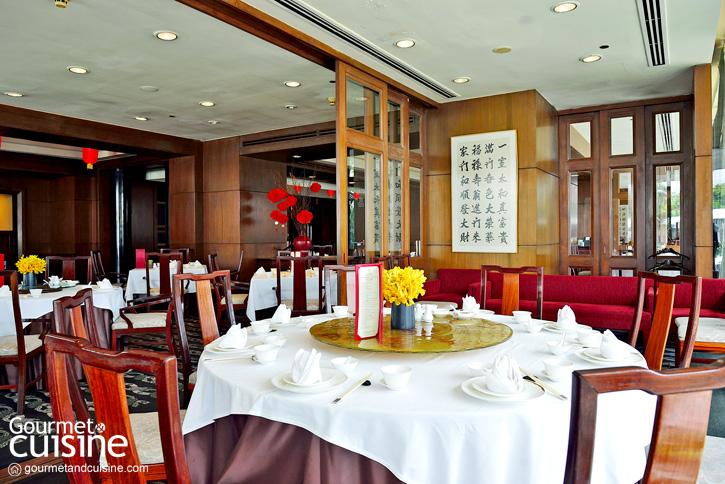 สีสันและลีลาของอาหารจีนที่ Man Ho