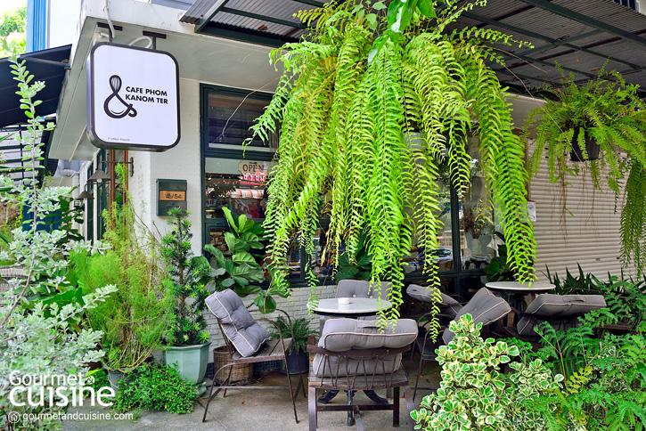 Cafe Phom Kanom Ter