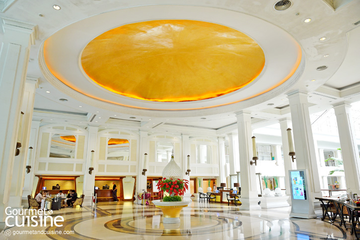 โรงแรมดุสิตธานี พัทยา