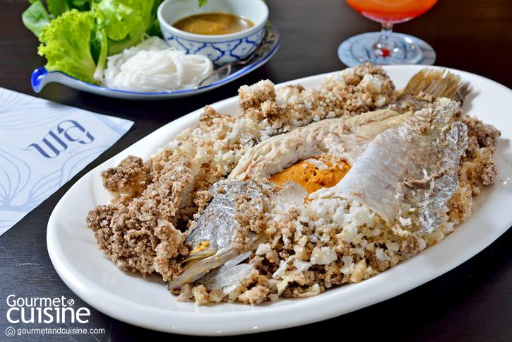 พลู ร้านอาหารไทย