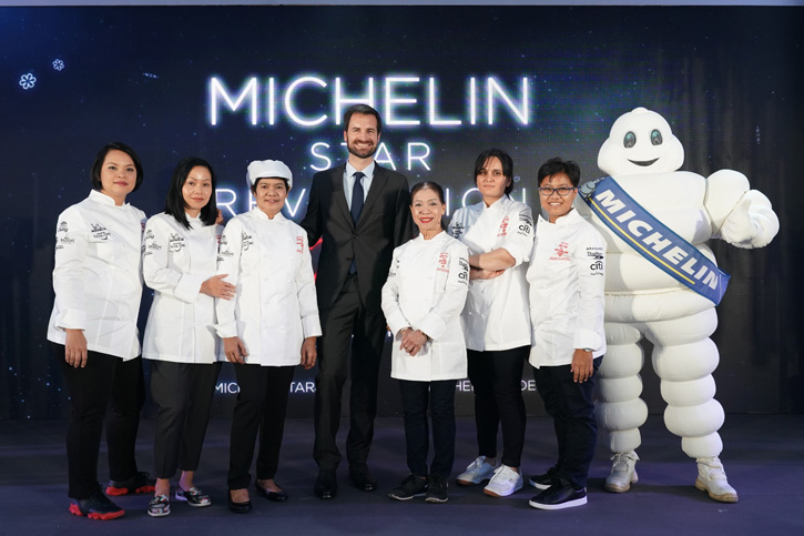 Michelin Guide Thailand 2019