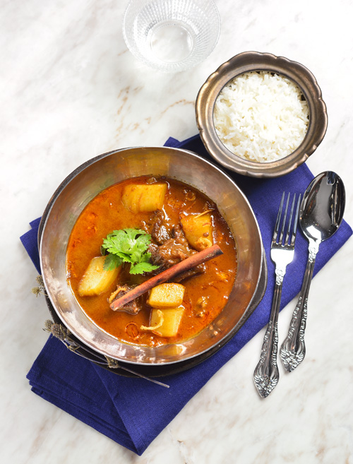 Massaman Curry : The World's Best Food 2018