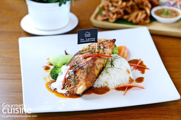 De Lanna Riverfront Café & Restaurant