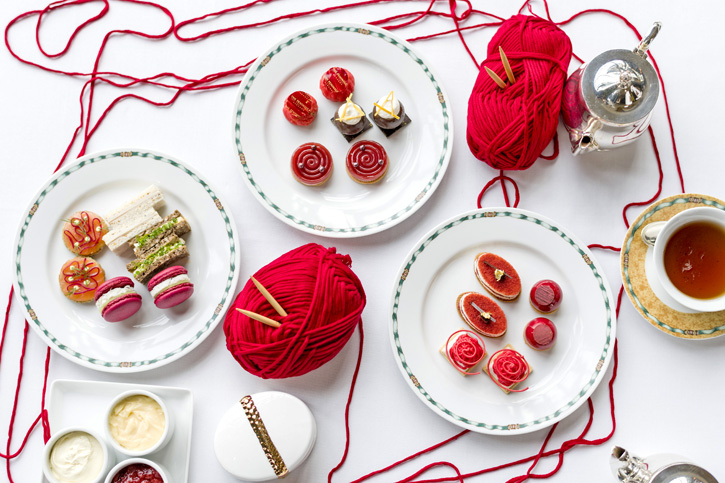 Knit Afternoon Tea