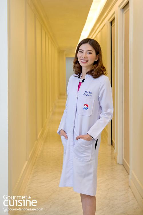 แพทย์หญิงจิรา ถาวรประดิษฐ์