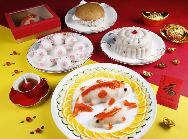 ห้องอาหารจีน แชงพาเลซ