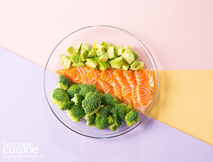5 อาหารสู้ฝุ่น! เตรียมร่างกายให้พร้อมรับมือกับมลพิษ
