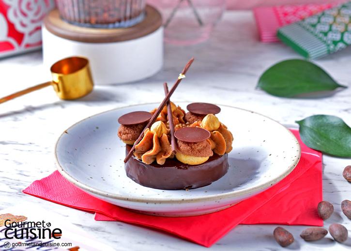 ปารีสบราสครีมช็อกโกแลต