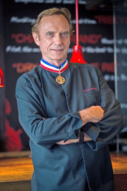 Master Chef of France โฮรองค์ ดูฮองด์