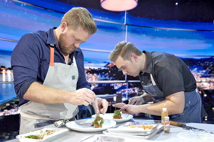 """ดุ เด็ด เผ็ด มันส์ """"The Final Table"""" เรียลลิตี้แข่งทำอาหารสุดโหดจากเน็ตฟลิกซ์"""